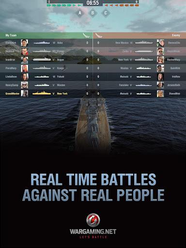 World of Warships Blitz 1.0.0 screenshots 8