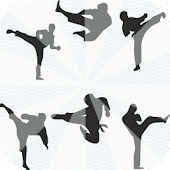 Taekwondo Training step