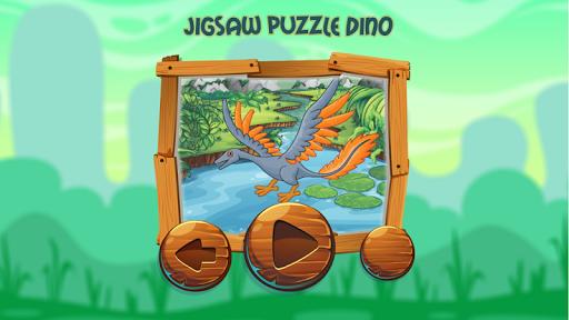 Jigsaw Puzzles Dinosaur t-rex screenshot 5
