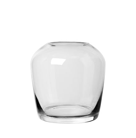 LETA, Vas 15 cm, Large - Clear