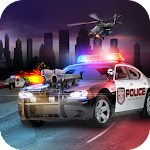 Police Chase -Death Race Speed Car Shooting Racing 1.3.63
