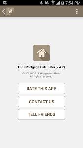 HPB Mortgage Loan Calculator screenshot 6