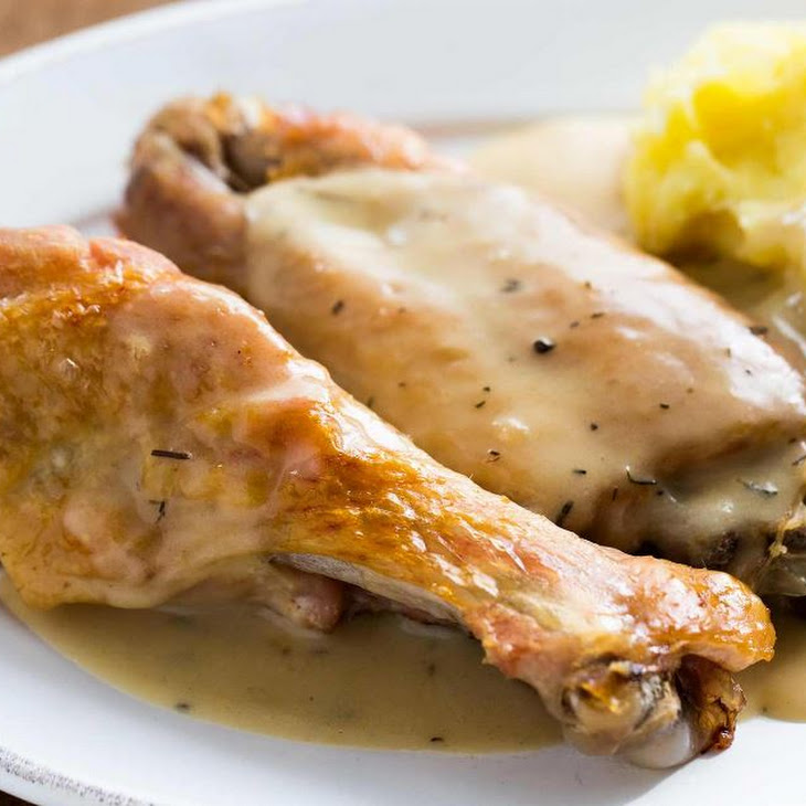 How to Make Smothered Turkey Wings Recipe for Lunch