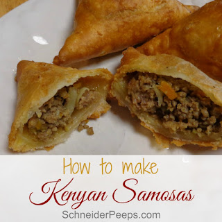 Kenyan Recipes