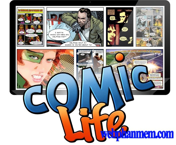 Comic Life Free Download
