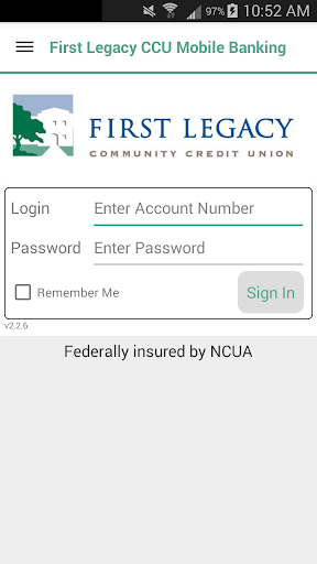 First Legacy CCU Mobile