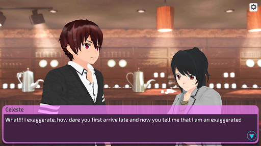 Beating Together - Visual Novel apktram screenshots 17