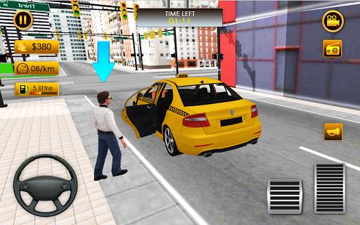 New York City Taxi Driver - Driving Games Free 1.0 screenshots 3