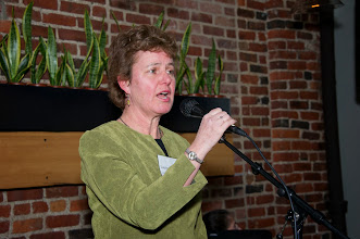 Photo: Laurie Martinelli, Executive Director