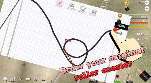 Roller Coaster Simulator 3.7 screenshots 1