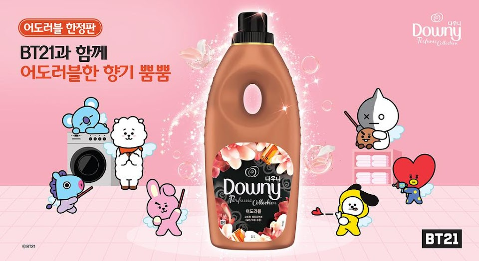 downy-bt21