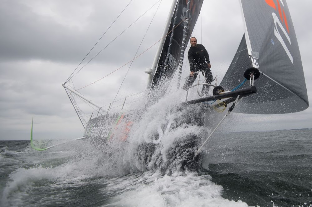 Race is on as Italians start testing America's Cup yacht - Business Day
