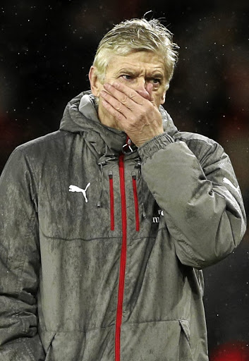 Arsene Wenger. Picture: SUPPLIED