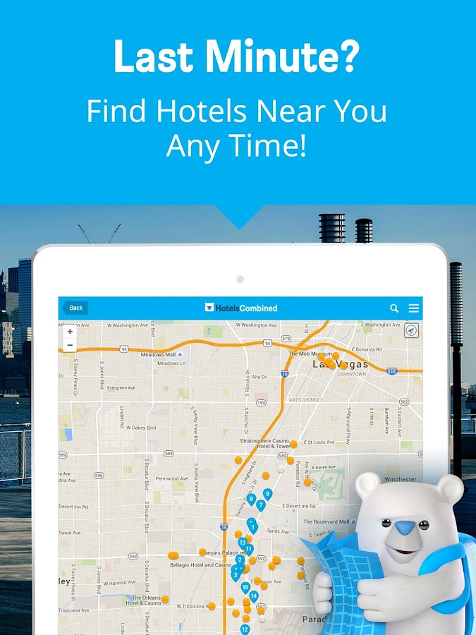 Hotels Combined: Search & Book- screenshot