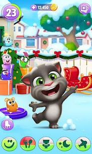 My Talking Tom 2 Mod Apk v2.1.1.1011 [Unlimted Money] 7