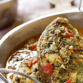 Indian-style Sea Bass.