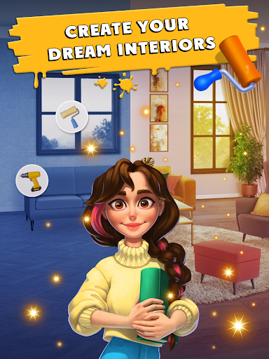 Interior Story - decorate your own dream house apkdebit screenshots 4
