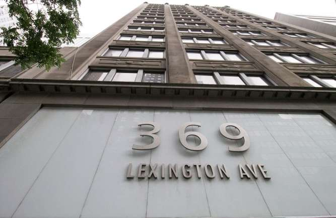 Let's say you buy a virtual office at 369 Lexington Avenue, New York.