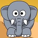 Snoring: Elephant Puzzle icon