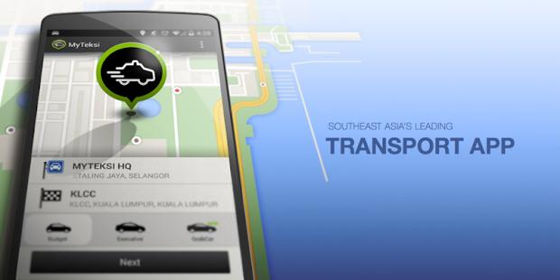 GrabTaxi: Book a ride- screenshot thumbnail