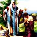 Prophet Samuel Anoints King David (1 Sam 16 KJV) icon