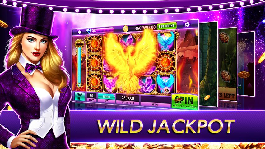 android Slots 777 - Casino Fantasy Screenshot 4