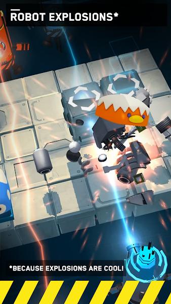Death Squared- screenshot