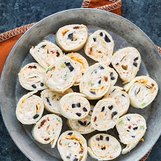 Cheesy Chipotle Roll Ups.