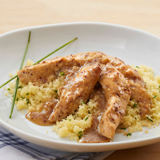 Honey Mustard Slow Cooker Chicken.