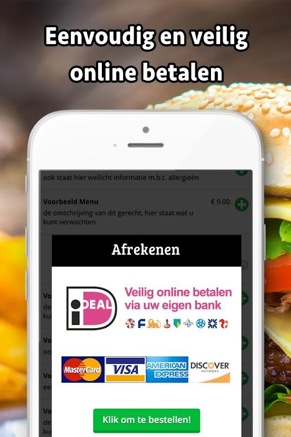 Ingeburgerd Express- screenshot
