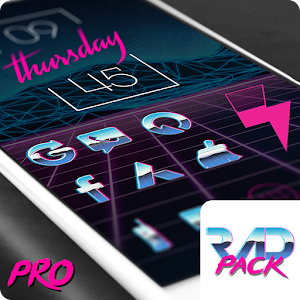 Rad Pack - 80's Theme (Pro Version)
