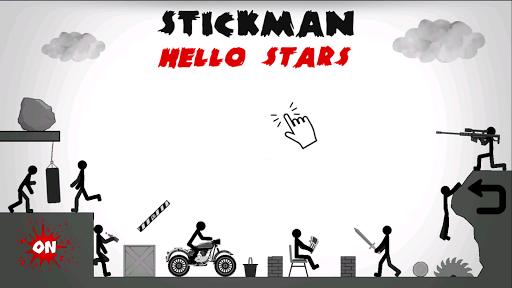 Stickman Hello Stars 2 screenshots 1