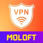 Moloft VPN - Secure Fast and Unlimited VPN Proxy