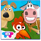 Farm Friends - Learn to Count icon