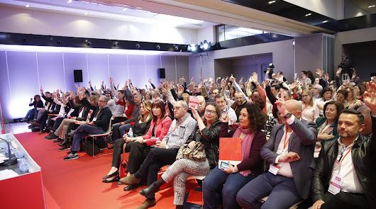 Apoyo a mano alzada la propuesta excepto por parte del PSOE-A.