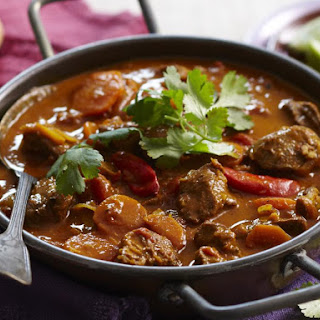 Vietnamese Beef Curry.