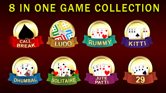 Callbreak, Ludo, Online Rummy, 29 & Solitaire Card Games App Download For Android and iPhone 1