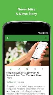 Startup News - Newsfusion- screenshot thumbnail