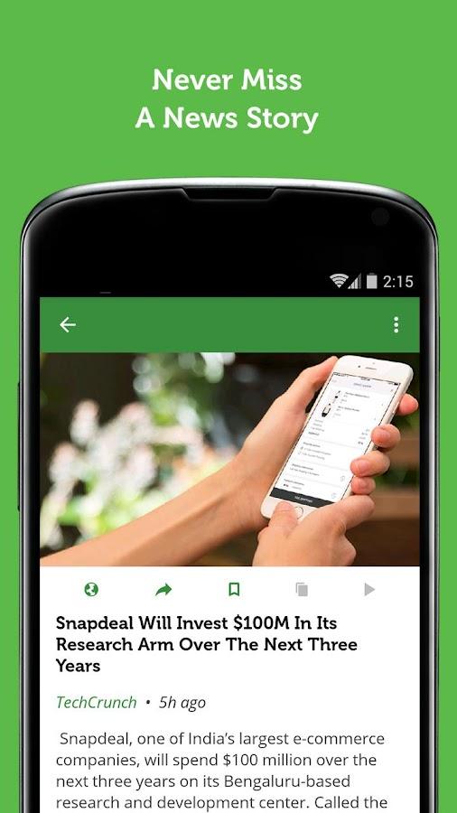Startup News - Newsfusion- screenshot