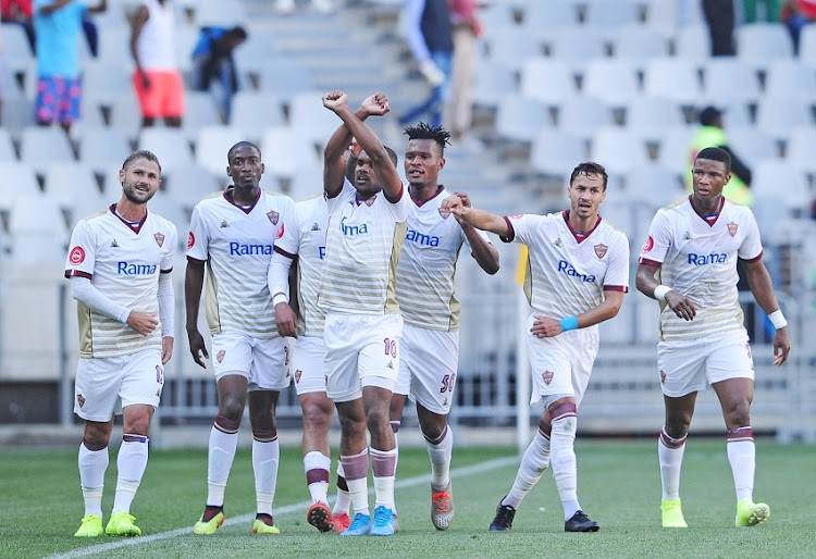 Rayners stars as Stellenbosch shock Pirates in Cape Town
