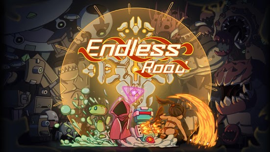 Endless Road Screenshot