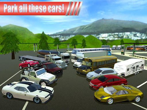 Gas Station: Car Parking Sim  screenshots 10