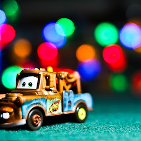 Car by Wilfredo Garrido - Artistic Objects Toys ( toy car, toys )