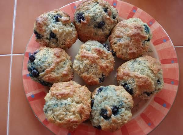 Amazing Blueberry Muffins Recipe