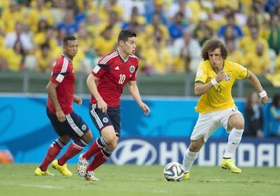 """David Luiz: """"On s'améliore à chaque fois"""""""