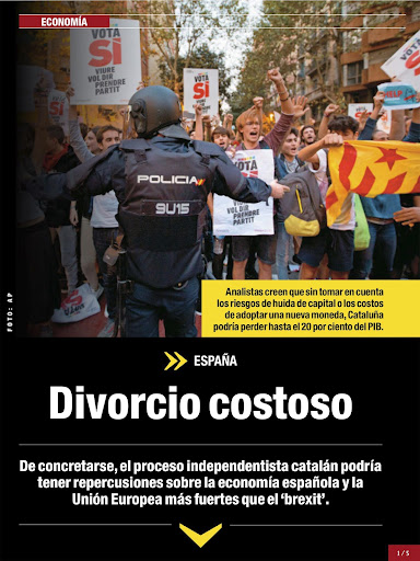 Revista Semana - screenshot
