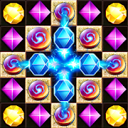 Witch Jewel Puzzle