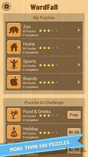 WordFall - Word Search Puzzle  screenshots EasyGameCheats.pro 4