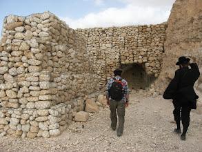 Photo: The Kipros fortress entance...כניסה למצודת הקיפרוס