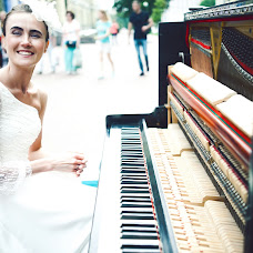 Wedding photographer Evgen Zagarik (zagarik). Photo of 09.07.2016